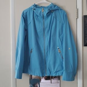 MK Light Blue Jacket
